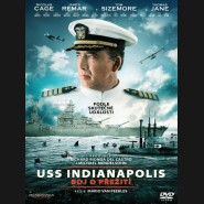 USS INDIANAPOLIS: Boj o přežití 2016 (USS Indianapolis: Men of Courage) DVD