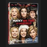 Matky na tahu o Vánocích 2017 (A Bad Moms Christmas ) DVD