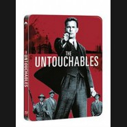 Neúplatní 1987 (The Untouchables) Blu-ray steelbook