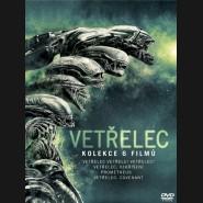 Vetřelec: Kompletní kolekce 6 filmů (6xDVD)