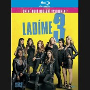Ladíme 3 2017 (Pitch Perfect 3) Blu-ray