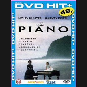 Piano (The Piano) DVD