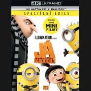Ja, zloduch 3 / JÁ, padouch 3 / (Despicable Me 3) (4K Ultra HD) - UHD+BD - 2 x Blu-ray