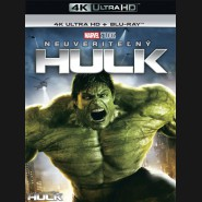 Neuvěřitelný Hulk 2008 (The Incredible Hulk) (4K Ultra HD) - UHD+BD - 2 x Blu-ray