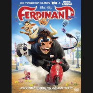 Ferdinand 2017 DVD