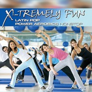X-Tremely Fun-Latin Pop Power Aerobics CD