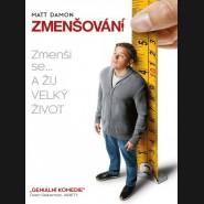 Zmenšování 2017 (Downsizing) DVD