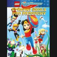 Lego DC Superhrdinky: Střední škola pro padouchy 2017 (LEGO® DC Super Hero Girls: Super-Villain High) DVD