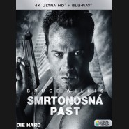 Smrtonosná past 2 - 1990 (Die Hard 2) (4K Ultra HD) - UHD+BD - 2 x Blu-ray
