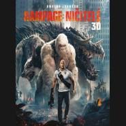Rampage: Ničitelé / Besnenie 2018 (Rampage) DVD