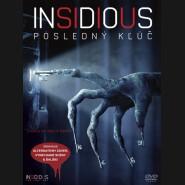Insidious: Posledný kľúč 2018 (Insidious: The Last Key) DVD  (SK obal)
