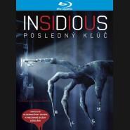 Insidious: Posledný kľúč 2018 (Insidious: The Last Key) Blu-ray (SK obal)