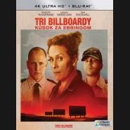 Tri billboardy kúsok za Ebbingom 2017 (Three Billboards Outside Ebbing, Missouri) (4K Ultra HD) - UHD+BD - 2 x Blu-ray (SK obal)