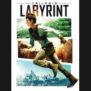 Labyrint: Trilogie 2018 (Labyrint: Útěk, Labyrint: Zkoušky ohněm, Labyrint: Vražedná léčba) 3DVD
