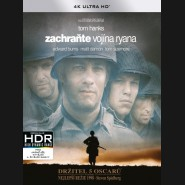 ZACHRAŇTE VOJÍNA RYANA 1998 (Saving Private Ryan) (4K Ultra HD) - UHD Blu-ray