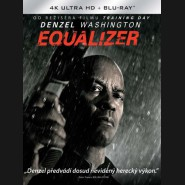 EQUALIZER 2014 ( The Equalizer) (4K Ultra HD) - UHD+BD - 2 x Blu-ray