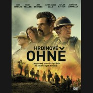 Hrdinové ohně 2018 (Only The Brave) DVD