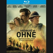 Hrdinové ohně 2018 (Only The Brave) Blu-ray