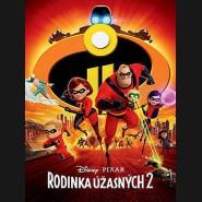 Rodinka Úžasných 2 / Úžasňákovi 2 - 2018 (Incredibles 2) DVD