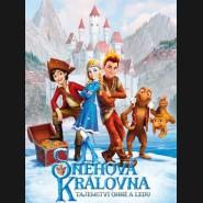 Snehová kráľovná: Tajomstvo ohňa a ľadu 2016 (Sněžnaja koroleva 3: Ogoň i Ljod) DVD