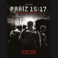 Paříž 15:17 - 2018 (The 15:17 to Paris) DVD