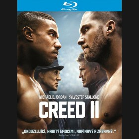 Creed II - 2018 - Sylvester Stallone Blu-ray