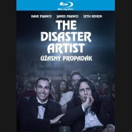 The Disaster Artist 2017 - Úžasný propadák - Blu-ray