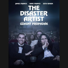 The Disaster Artist 2017 - Úžasný propadák DVD