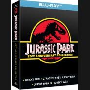 Jurský park - Kolekce 1-4 (25. výročí) Blu-ray Soundbox