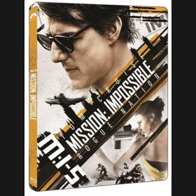 Mission: Impossible 5 – Rogue Nation (Národ grázlů) (4K Ultra HD) - UHD+BD - 2 x Blu-ray STEELBOOK