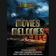 Movies melodies - Legends tribute CD