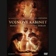 Vojnový kabinet 2015 (War Room) DVD (SK obal)