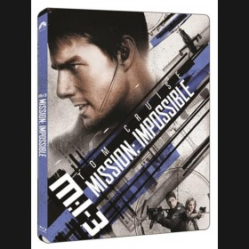 Mission: Impossible 3 - (4K Ultra HD) - UHD+BD - 2 x Blu-ray STEELBOOK