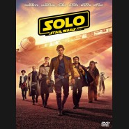 Solo: Star Wars Story 2018 DVD