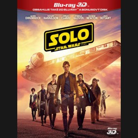 Solo: Star Wars Story 2018 Blu-ray 3D + 2D