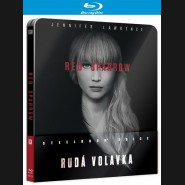 Rudá volavka 2018 (Red Sparrow) Blu-ray Steelbook