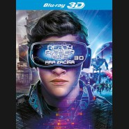 Ready Player One: Hra začíná 2018 (Ready Player One) Blu-ray 3D + 2D