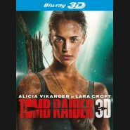 Tomb Raider 2018 Blu-ray 3D + 2D