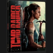 Tomb Raider 2018 Blu-ray steelbook