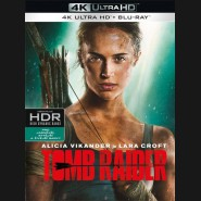 Tomb Raider 2018 (4K Ultra HD) - UHD+BD - 2 x Blu-ray