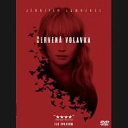 Červená volavka 2018 (Red Sparrow) DVD