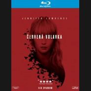 Červená volavka 2018 (Red Sparrow) Blu-ray