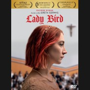 Lady Bird 2017 DVD