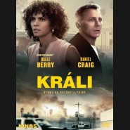 Králi 2018 (Kings) DVD (SK obal)