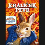 Králíček Petr 2018 (Peter Rabbit) DVD