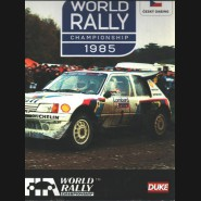 World rally chamionship 1985 DVD