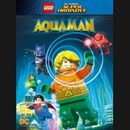 Lego DC Super hrdinové: Aquaman (Lego DC Super Heroes: Aquaman: Rage of Atlantis) DVD