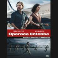 Operace Entebbe 2018 (7 days in Entebbe) DVD