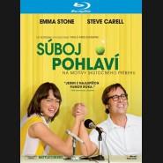 Súboj pohlaví 2017 (Battle of the Sexes) Blu-ray (SK OBAL)