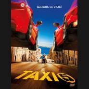 Taxi 5 - 2018 DVD